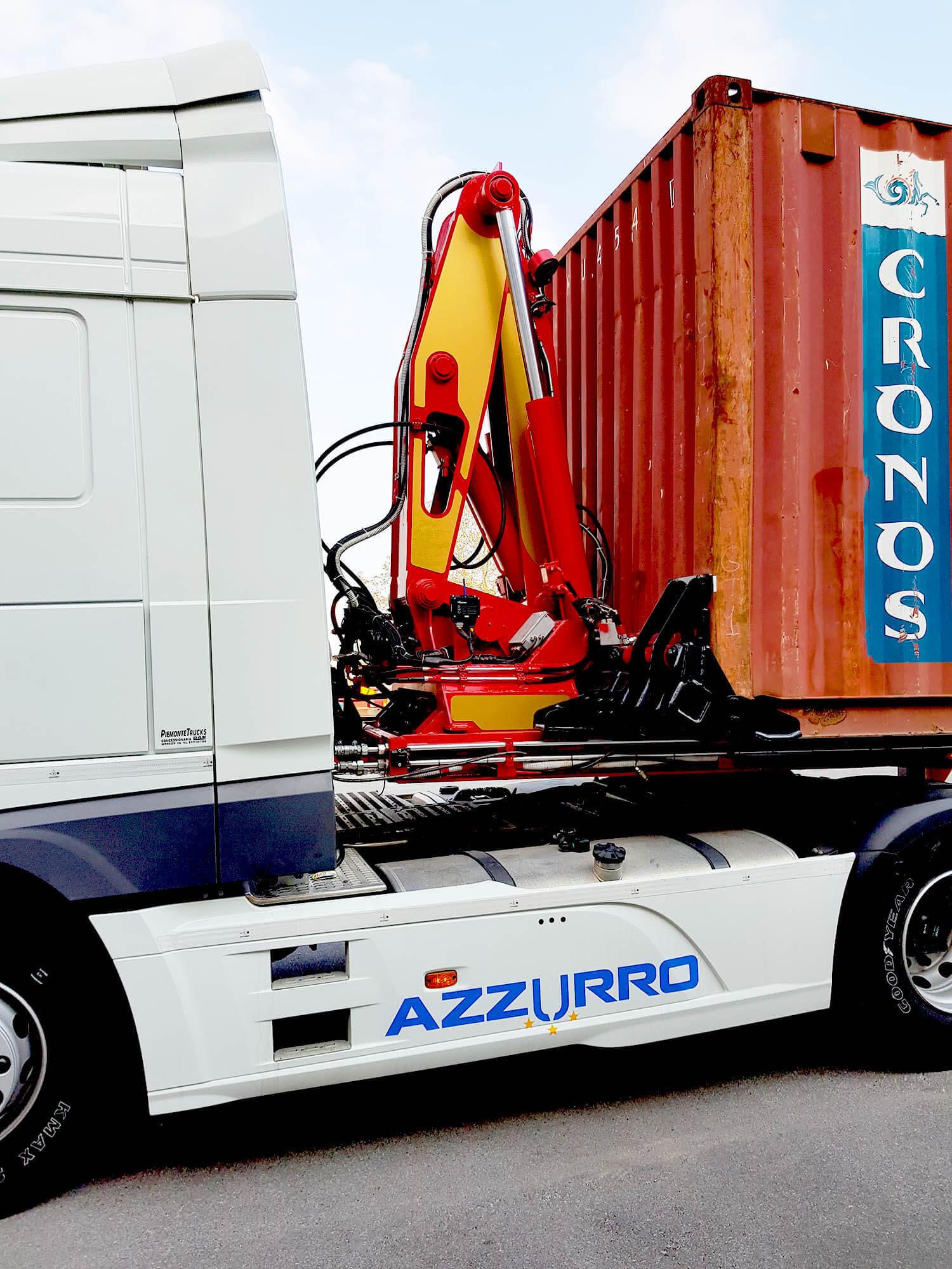 Trasportare TUTTI i container ISO